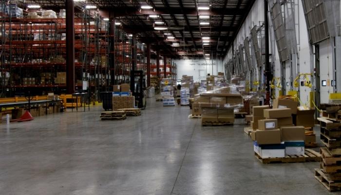 public warehousing third party logistics