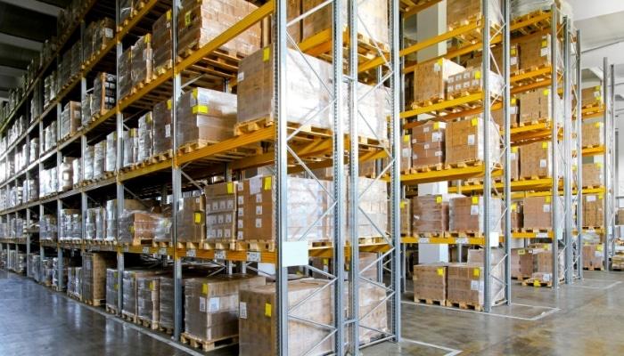 public warehousing control cost