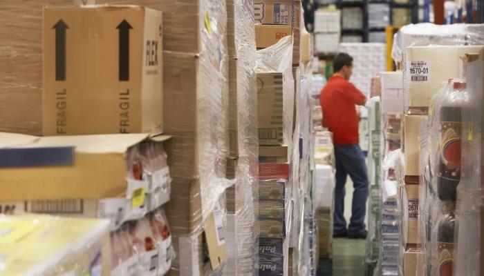 logistics provider st louis
