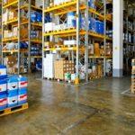 warehousing st. louis