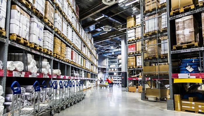 Public Warehousing in St. Louis